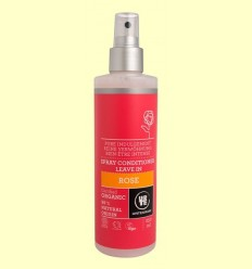 Condicionador de Rosa en Spray Bio - Urtekram - 250 ml