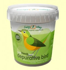Depurative Bird - Energy Feelings - 500 grams
