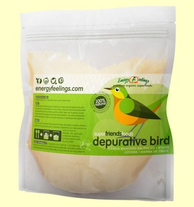 Depurative Bird - Energy Feelings - 1kg