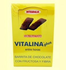 Barretes de Xocolata Vitalina Plus - Integralia - 24 barretes