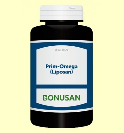 Prim-Omega (Liposan) - Bonusan - 80 càpsules