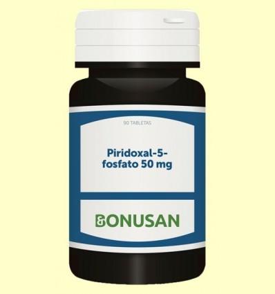 Piridoxal-5-fosfat 50 mg - Bonusan - 60 pastilles *