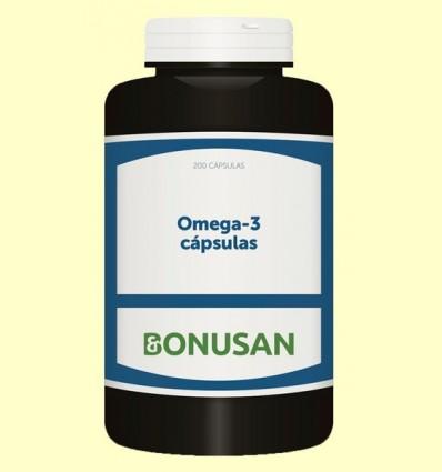 Omega 3 - Bonusan - 200 càpsules