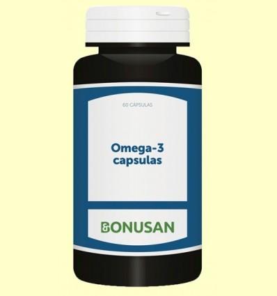Omega 3 - Bonusan - 60 càpsules