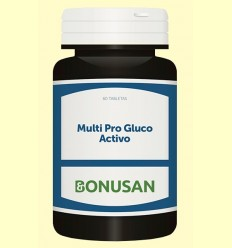 Multi Pro Gluco Actiu - Bonusan - 60 pastilles
