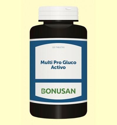 Multi Pro Gluco Actiu - Bonusan - 120 pastilles