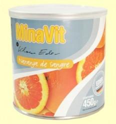 Minavit - Sabor Taronja de Sang - Bonusan - 450 grams