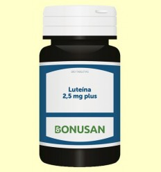 Luteina 2,5 mg Plus - Bonusan - 180 pastilles