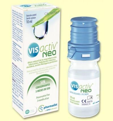 VIS activ Neo - Gotes oculars - Pharmadiet - 10 ml