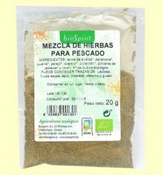 Barreja d'Herbes Bio per Peix - BioSpirit - 20 grams *