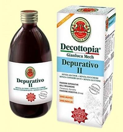 Depuratiu II - Decottopía - 500 ml