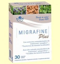 Migrafine Plus - Mal de Cap - Bioserum - 30 càpsules