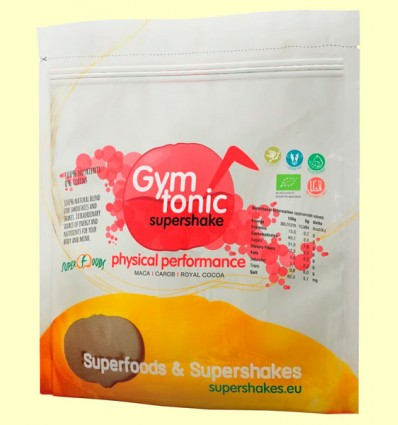 Gym Tonic Eco - Energy Feelings - 500 grams