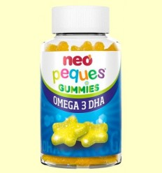 Omega 3 DHA - Neo Peques Gummies - 30 caramels