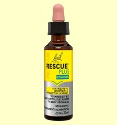 Rescue Plus Gotes - Bach - 20 ml