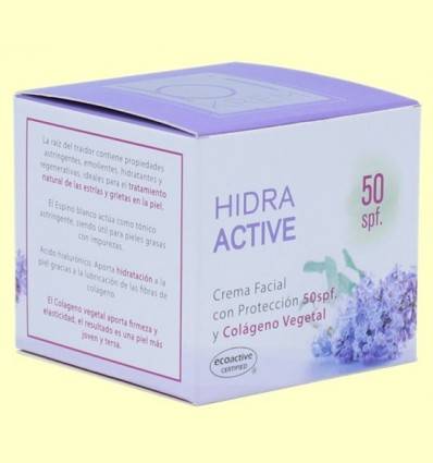 BiKrem Hydra Active FPS 50 - Mycofit - 50 ml