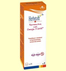 Herbetom Kids Normactive - Bioserum - 250 ml