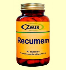 Recumem - Ajuda per a la Memòria - Zeus Suplementos - 90 càpsules