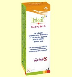 Herbetom Kids mucosa & TS - Bioserum - 250 ml
