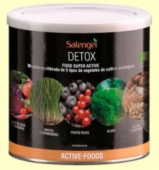 Detox Food Super Active - Salengei - 200 grams
