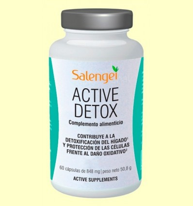 Active Detox - Salengei - 60 càpsules