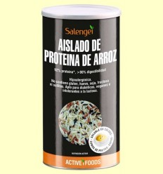 Aïllat de Proteïna d'Arròs - Salengei - 500 grams