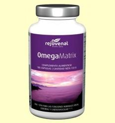 OmegaMatix - Rejuvenal - 180 càpsules