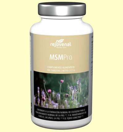 MSMPro - Rejuvenal - 180 pastilles
