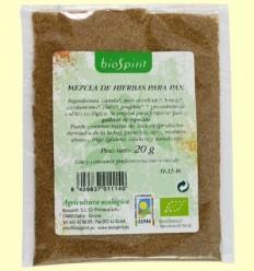 Barreja d'Herbes per Pa Bio - BioSpirit - 20 grams *