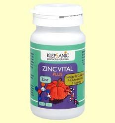 Zinc Vital Plus - Klepsanic - 60 càpsules