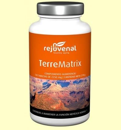 Terrematrix Tabletes - Rejuvenal - 120 pastilles