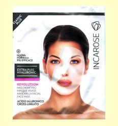 Mascareta per la cara a l'àcid hialurònic Bio Mask - Inca Rose - 17 ml