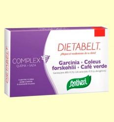 Dietabelt Garcinia + Coleus + Cafè Verd - Santiveri - 48 comprimits