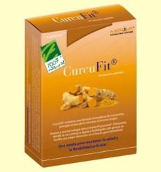 Curcufit - Flexibilitat Articular - 100% Natural - 30 càpsules