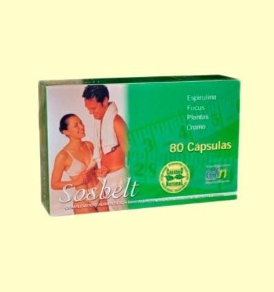 Sosbelt - CFN Laboratorios - 80 càpsules *
