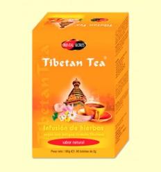 Tibetan Tea - Infusió d'herbes - Sabor Natural - 90 bossetes