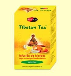 Tibetan Tea - Infusió d'herbes - Sabor Llimona - 90 bossetes