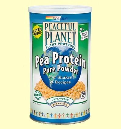 Proteïna de Pèsol - Sabor Neutre - Solaray - 400 grams *