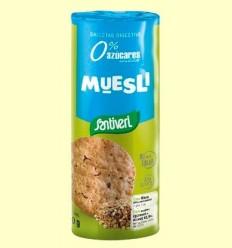 Galetes Digestive Muesli - Santiveri - 190 grams