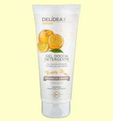 Gel de Bany de Taronja Amarga Bio - Delidea - 200 ml
