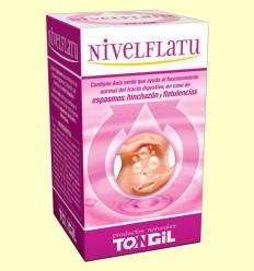 Nivelflatu - Ajuda per als Gasos - Tongil - 30 càpsules