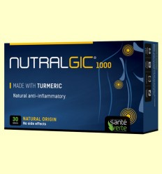 Nutralgic - Processos inflamatoris - Santé Verte - 30 comprimits