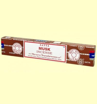 encens Musk - Satya - 15 grams