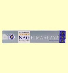 Encens Golden Nag Himaalaya - Vijayshree - 15 grams