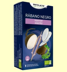 Rave Negre Eco - Phyto Actif - 20 ampolles