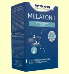 Melatonil Eco - Phyto Actif - 30 comprimits