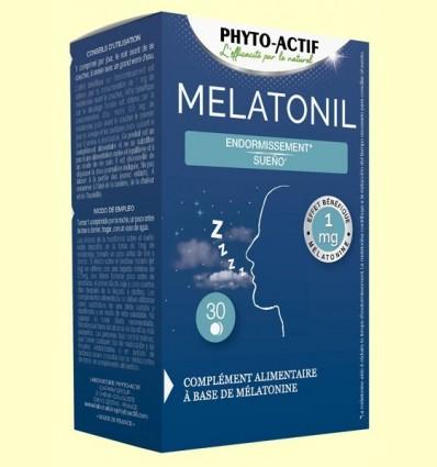 Melatonil Eco - Phyto Actif - 30 comprimits