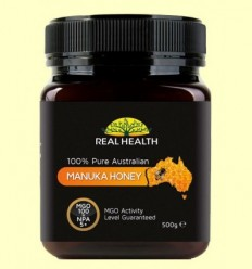 Mel de Manuka MGO 100 - Real Health - 500 grams