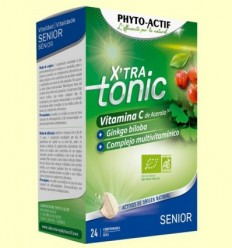 X'Tra Tonic Sènior - Phyto Actif - 24 comprimits