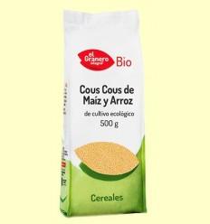 Cous Cous de Blat de moro i Arròs Bio - El Granero - 500 grams
